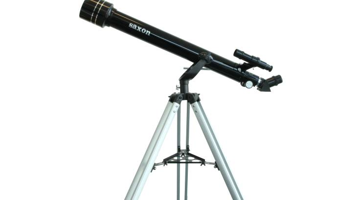 RedBalloon Refractor Telescope with Tripod and Three Eyepieces