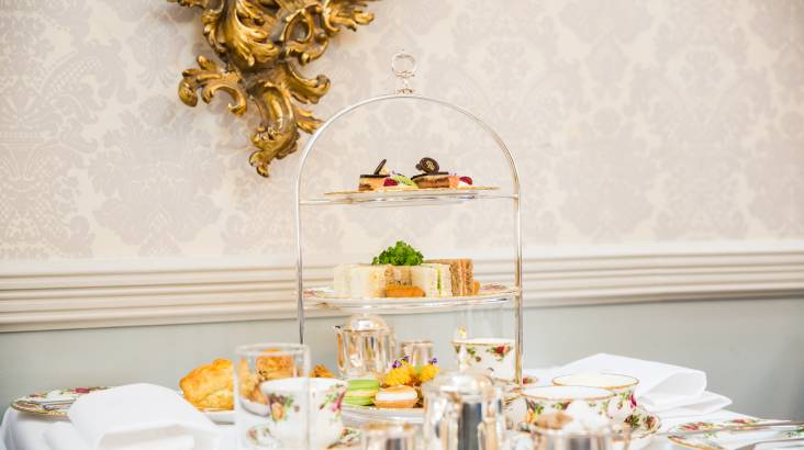 RedBalloon Traditional High Tea at The Tea Room - For 2