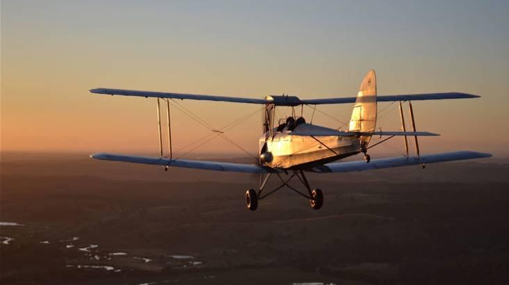 Tiger Moth Joy Flight - 20 Minutes