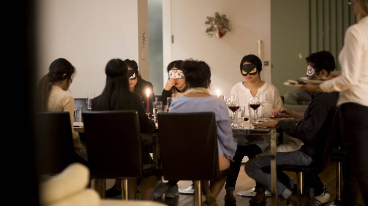 Six Course Blindfolded Degustation By Private Chef - For 6
