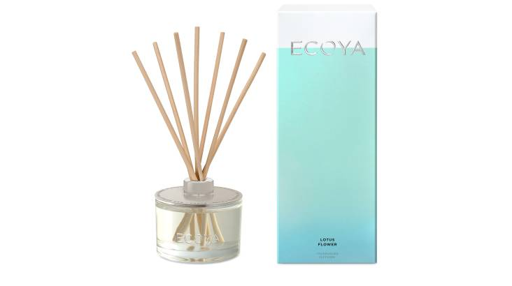 Ecoya Fragranced Diffuser - Lotus Flower