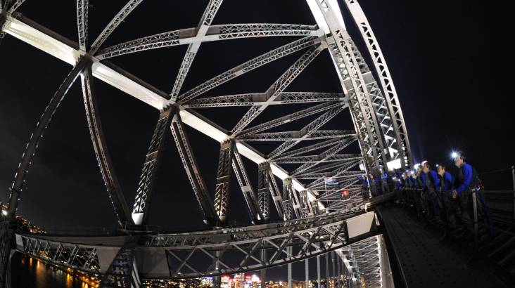 Sydney Harbour Bridge Night Climb - Weekend - Adult