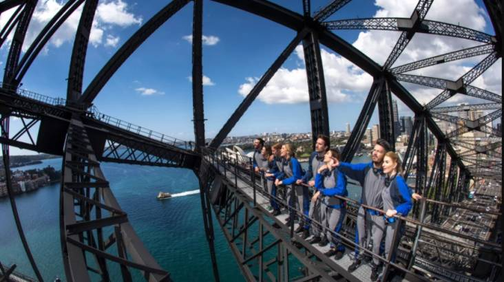 Sydney Harbour Bridge Sampler Day Climb - Weekend - Child
