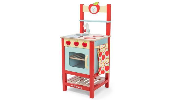 Wooden Toy Kitchen