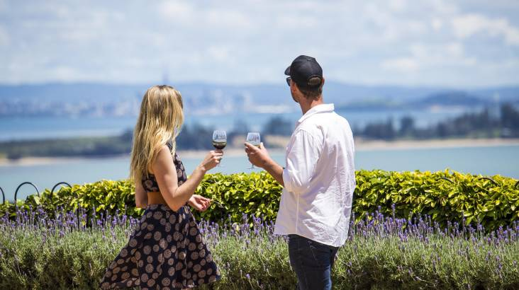 RedBalloon Waiheke Island Winery Tour and Lunch - For 2