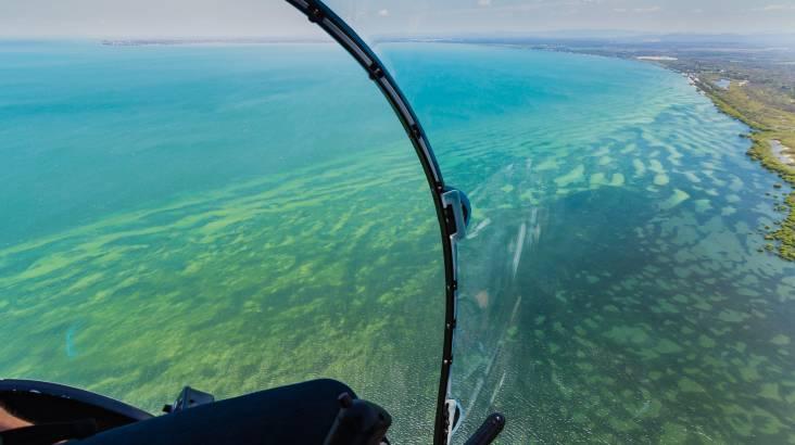 Bribie Island and Caloundra Heli Flight - 30 Minutes - For 2