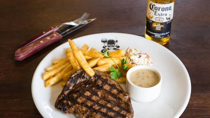 3 Course Shared Steakhouse Feast - For 2 - Milton