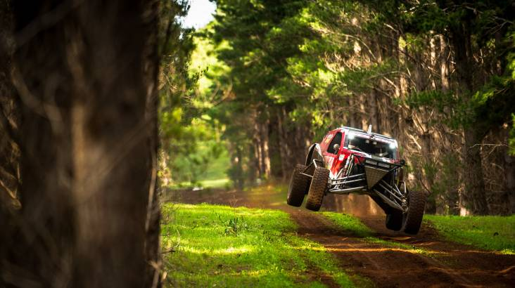 WRX Subaru Rally- 6 Lap Drive + 1 V8 Buggy Hot Lap- Brisbane