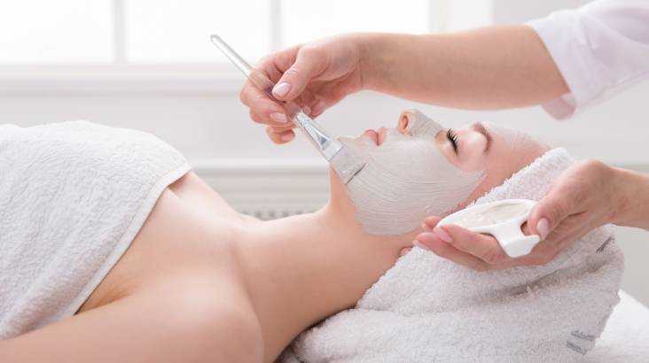 Facial and Decolletage Massage - 60 Minutes - Strathfield