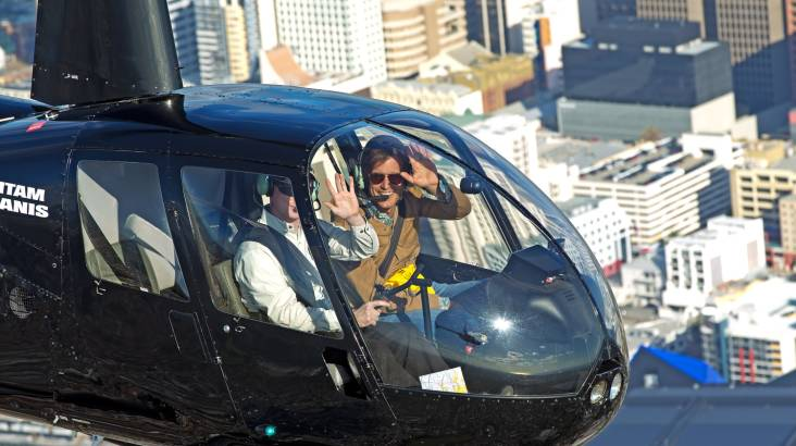 Scenic Helicopter Flight Over Perth - 25 Minutes