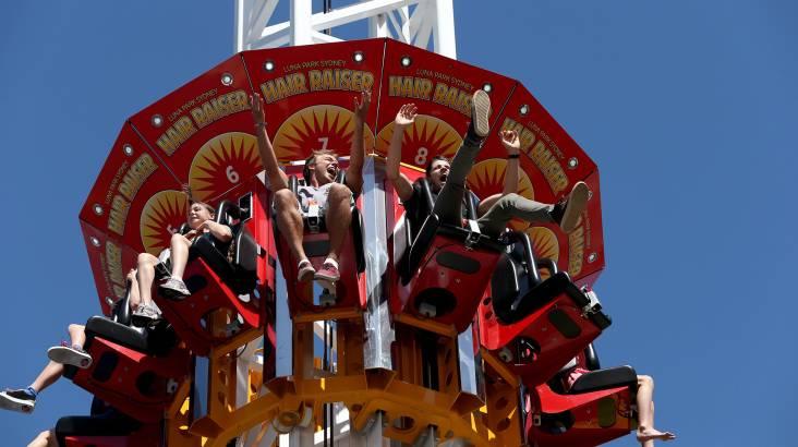 Luna Park Unlimited Rides Pass - 130cm+