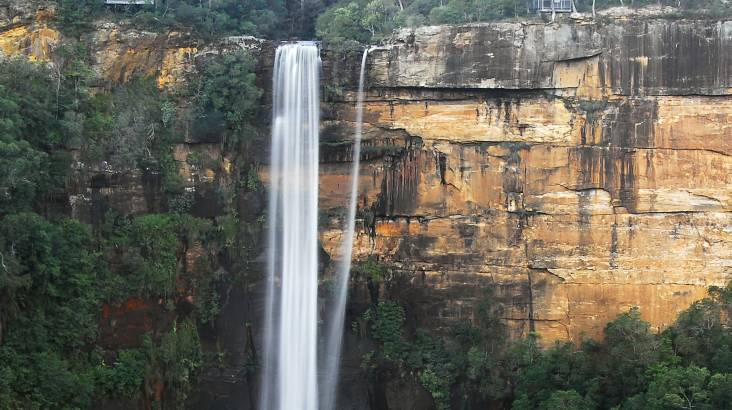 RedBalloon Waterfall and Canyon Helicopter Tour - 45 Minutes - For 2