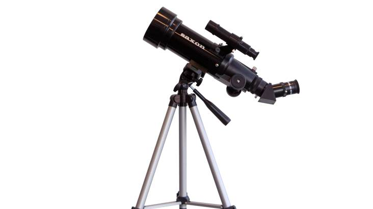 RedBalloon Travel Telescope with Tripod and Smartphone Adapter