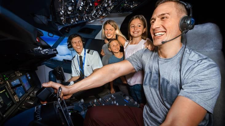 Boeing 737-800 Flight Simulator - 90 Minutes