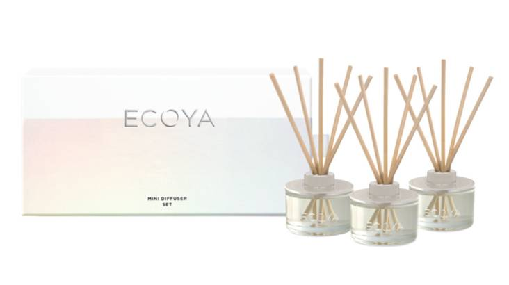 Ecoya Mini Diffuser Gift Set