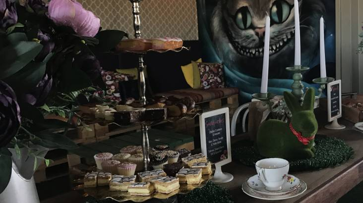 Traditional High Tea at NightQuarter - For 2