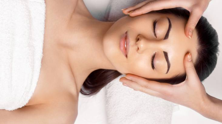Relaxation Massage and Rejuvenating Facial