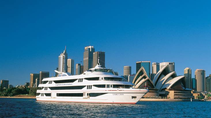 High Tea Cruise on Sydney Harbour - Adult