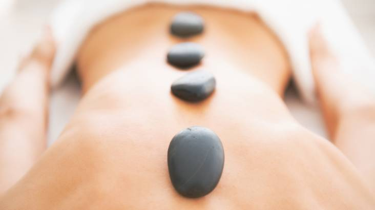 Wellness Facial and Hot Stone Massage - Springfield