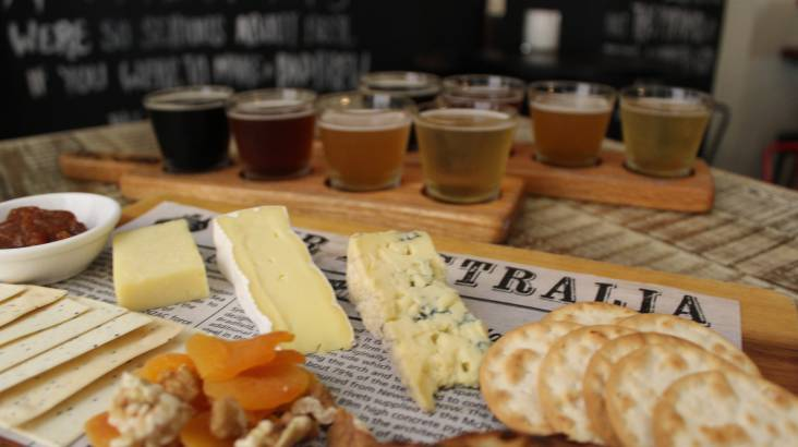 Beer and Cheese Tasting - For 2