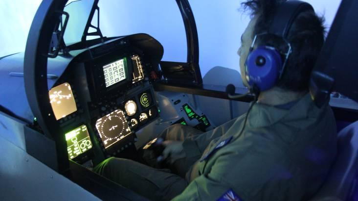 Top Gun F/A-18 Super Hornet Flight Simulator - 30 Minutes