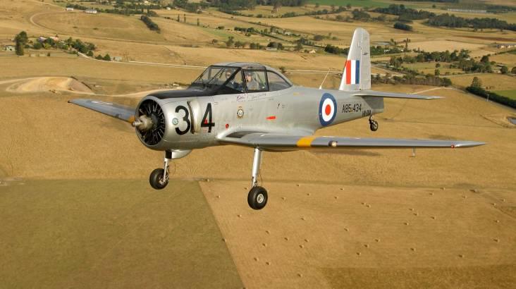 CA-25 Winjeel Adventure Flight - 30 Minutes