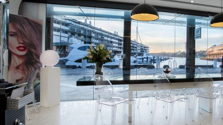 Luxury Cut and Blow Dry By The Harbour