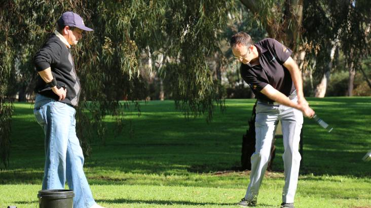 Fun and Easy Golf - Lesson with a Golf Pro - 45 Minutes