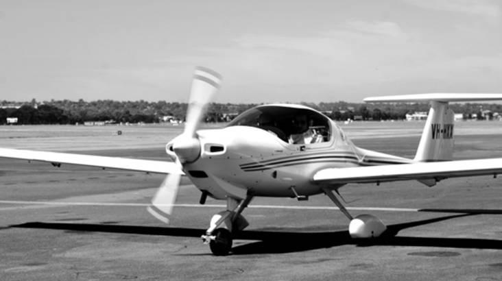 Light Aircraft Training Flight - 45 Minutes