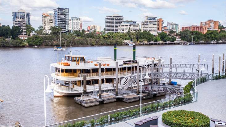 Paddlewheeler Cruise with Seasonal Buffet - Weekday - For 2