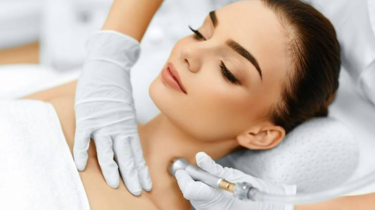 RedBalloon Microdermabrasion and LED Light Therapy - Coomera