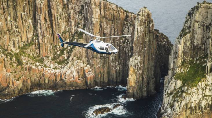 Port Arthur Day Tour and Scenic Helicopter Flight