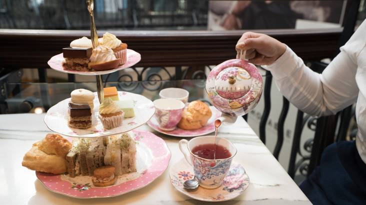 Sparkling High Tea in Sydney CBD - For 2