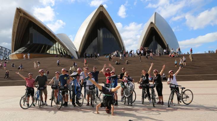 Sydney Classic Bike Tour - 4 Hours