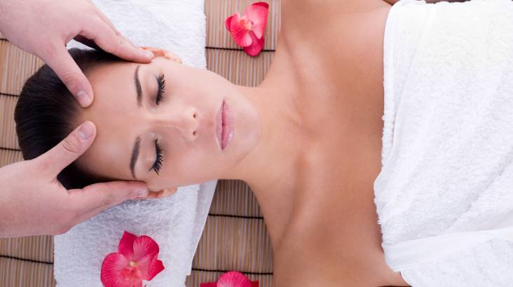 RedBalloon Heavenly Indulgence Package - Body Buff, Massage and Facial
