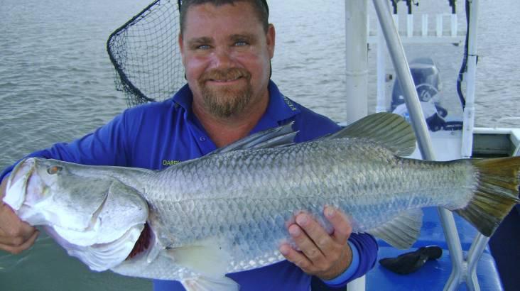 Cairns Estuary Fishing Tour