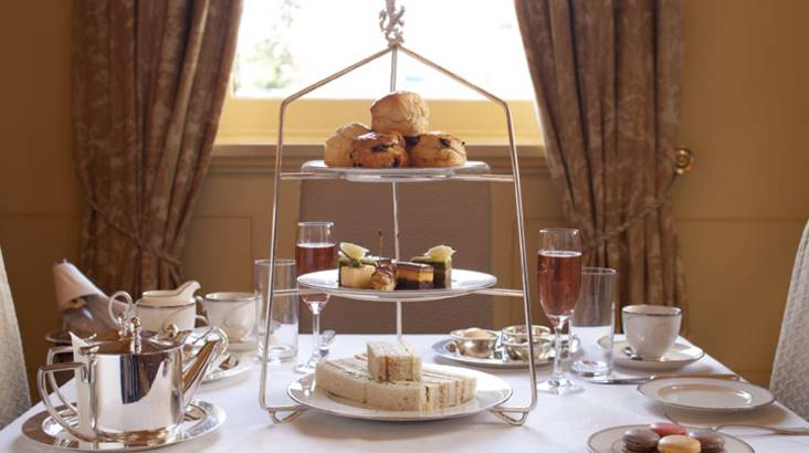 The Hotel Windsor's Afternoon Tea - For 2 - Weekend
