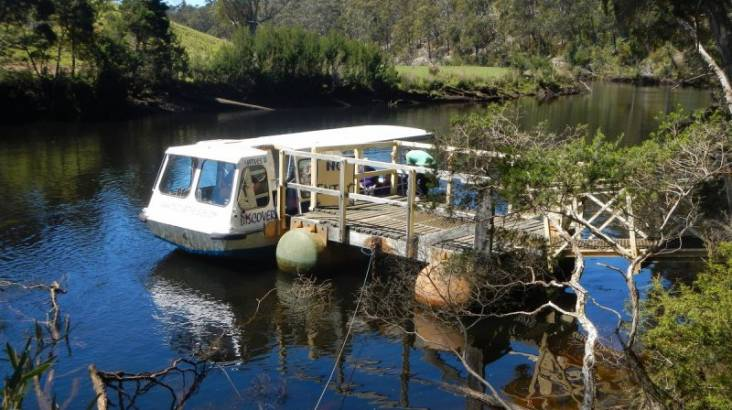 RedBalloon Leven River Scenic Cruise - 2 Hours