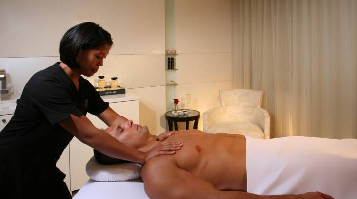 Deep Tissue Massage and Express Facial - For Men