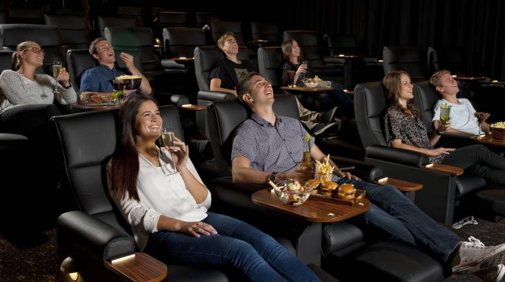 4 x Gold Class Cinema Experiences