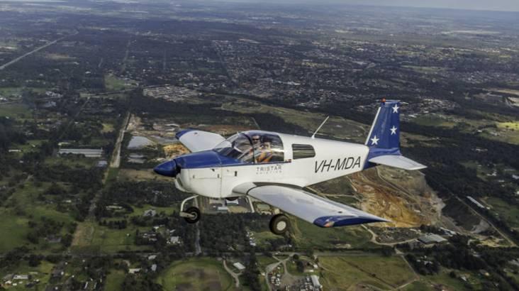 Light Aircraft Introductory Training Flight