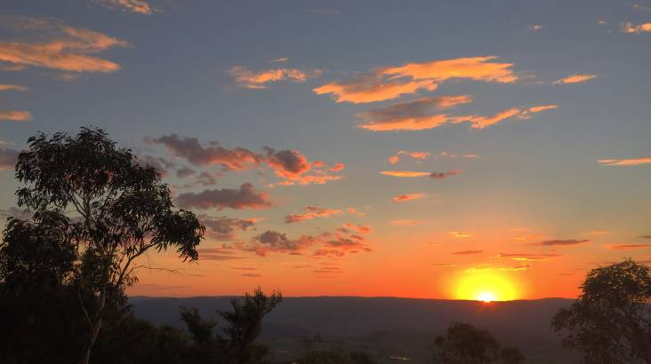 RedBalloon Sunset Trike Tour of the Blue Mountains - For 2