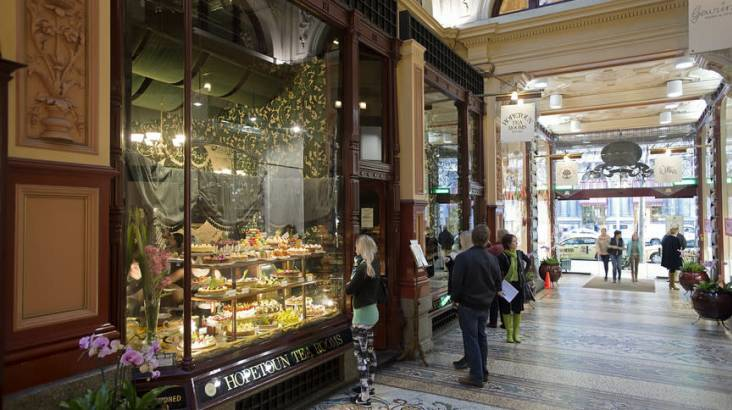 Melbourne City Sightseeing Chocolate Walking Tour