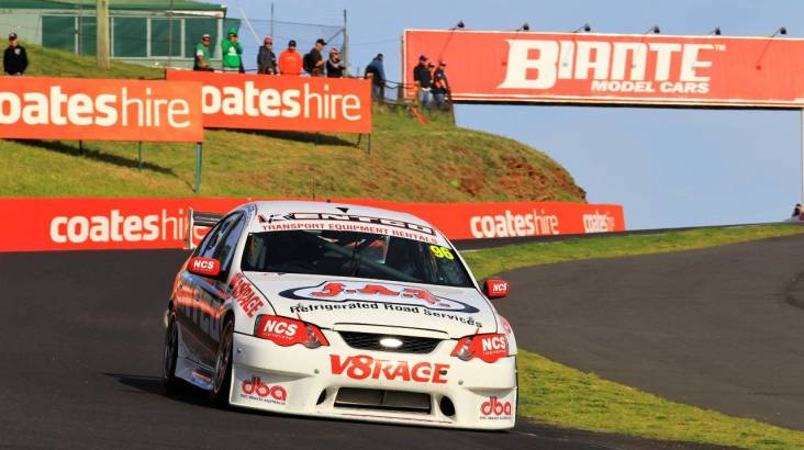 RedBalloon Bathurst V8 Race Car Front Seat Ride - 2 Laps -SPECIAL EVENT