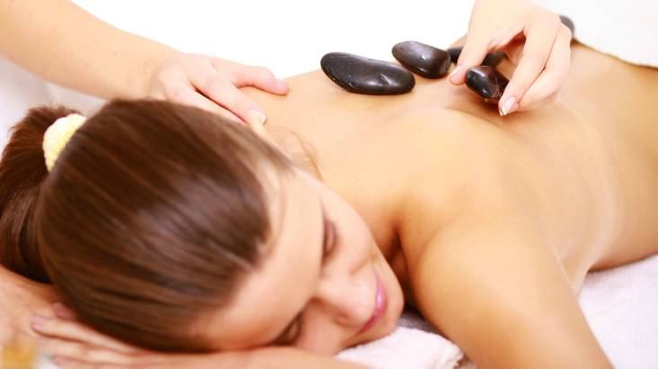 Relax Ritual with Hot Stone Massage and Facial - 2 Hours