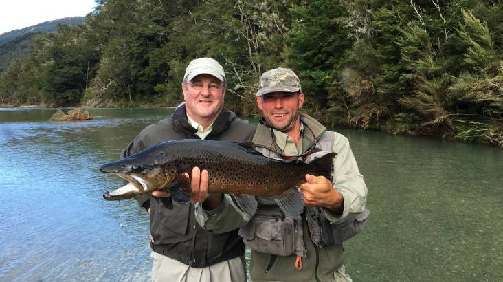 RedBalloon Private Heli-Fishing Charter from Marlborough