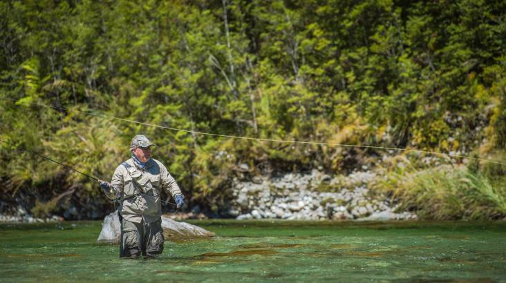 RedBalloon Private Fly Fishing Lessons in Fiordland - Full Day - For 2