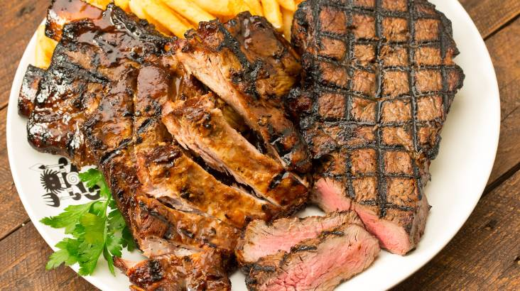 3 Course Shared Meat Magnificence - North Ryde - For 2
