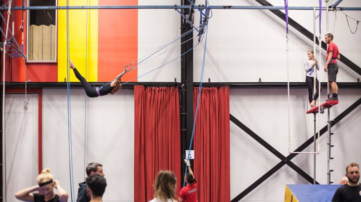 RedBalloon Flying Trapeze Workshop - Melbourne