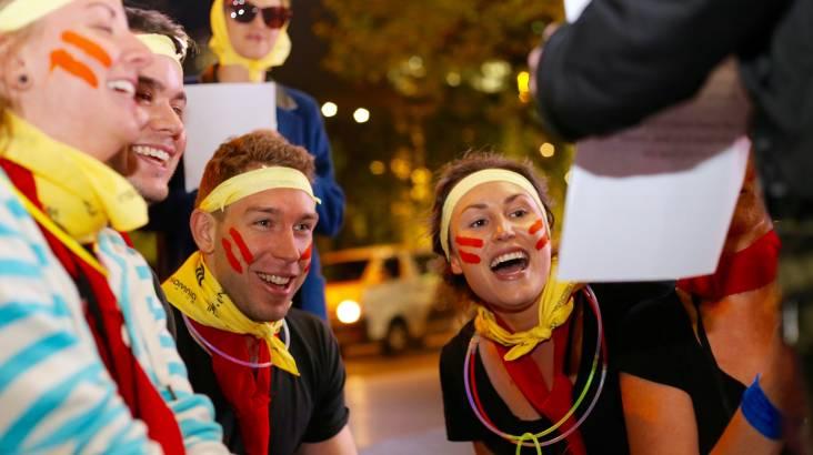 Insomnia Race: Car-Based iSpy Scavenger Hunt